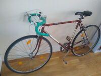 Gents vintage Raleigh Bike