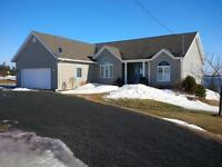 CUSTOM -WATERFRONT HOME -LOWER MONTAGUE PEI