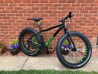 voodoo wazoo 26 inch fat bike mountain bike