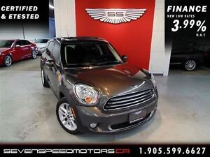 2012 MINI Cooper Countryman COUNTRYMAN|$108.23 BW|1YR FREE WARRA