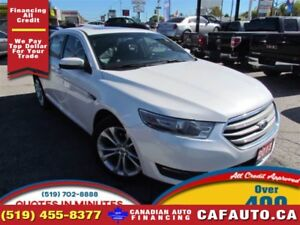 2013 Ford Taurus SEL | AWD | NAV | LEATHER | ROOF