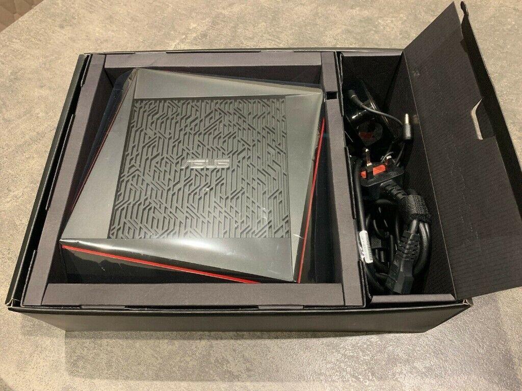 ASUS RT AC5300 AiMesh Tri band 4 x 4