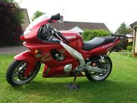 yamaha Thundercat YZF 600. Original condition.