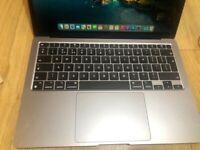 Apple MacBook Air 13in (256GB SSD, M1, 8GB) Laptop - Space grey