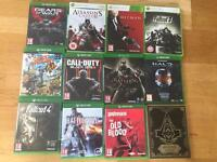 Various Xbox one and 360 backwards compatible games on sale