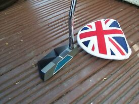 Gel Diamond putter