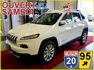 2016 Jeep Cherokee LIMITED * HITCH 4500LBS * BLUETOOTH *