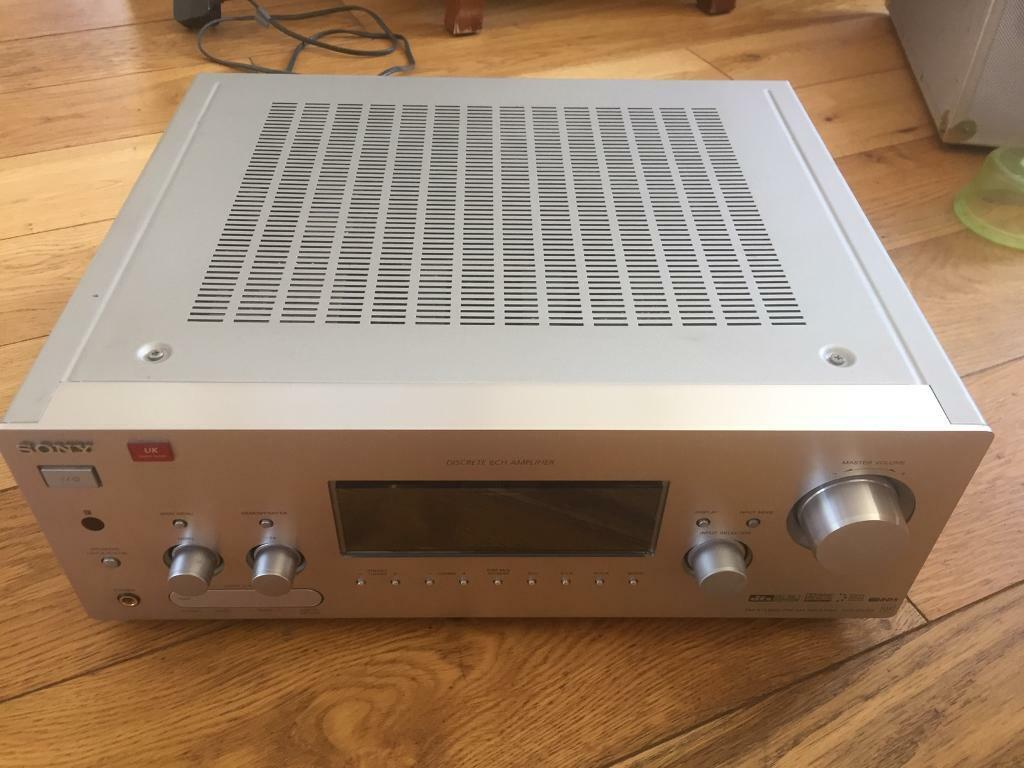 Sony STR DB-790 6 1 Channel Receiver with remote | in Brighton, East Sussex  | Gumtree