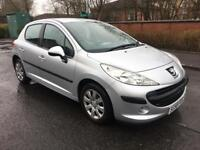 PEUGEOT 207 S 5 DOOR HATCHBACK LOW MILES