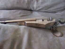 NS Design CR-4 Electric Violin Slate Grey