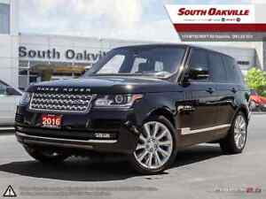 2016 Land Rover Range Rover Supercharged | LEATHER | NAVI | PANO