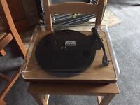 Nostalgic record player
