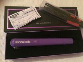 Donna bella hair straightners