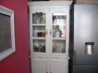 upcycled solid kitchen unit