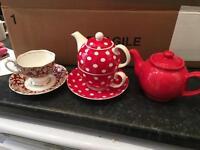 Free teapots China tea cup