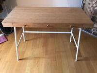 Desk - IKEA - Bamboo