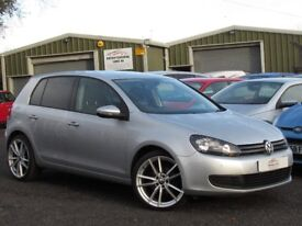 2011 VOLKSWAGEN GOLF 1.6 TDI MATCH 2 OWNER 68589 MILES 5 DR FULL SERVICE HISTORY IMMACULATE ORDER