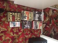 Books related to war etc