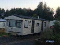 Static Caravan, long term let available