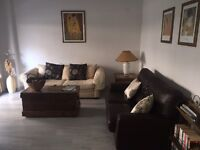 Modern two bed groundfloor apartment on costa del sol