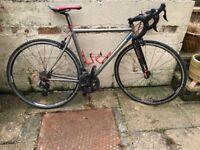 Road Bike. Sabbath Silk Road Pro Titainum Frame Road Bike