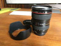 Canon Ef 24-105 F4 lens