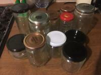 Free miscellaneous jars