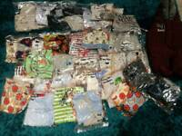 Boys clothes bundle. Tiny baby -up to 1 mobth
