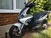 Gilera Runner 50 - Brand new 2016 model - low mileage