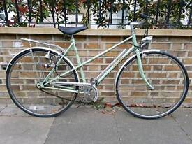 PEUGEOT LADIES BIKE IMMACULATE CONDITION SIZE 53CM