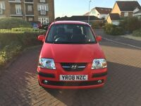 Hyundai amica 1100 CDX Automatic 2008 very low miles