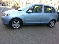 2005 Mazda 2, Capella Hatchback, Petrol, Semi-Auto, 1388 (cc), 5 doors