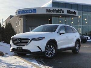 2018 Mazda CX-9 GS-L AWD LEATHER, HEAT SEATS/WHEEL, POWER GATE