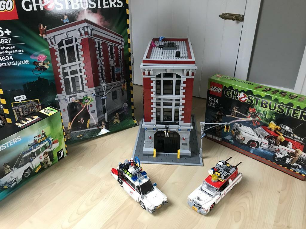 Lego Ghostbusters Hq Ecto 1 2 In Stockton On Tees County Durham 75828 Ampamp