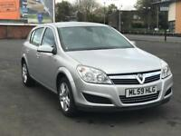 VAUXHALL ASTRA 1.4 ACTIVE 2009 LOW MILEAGE
