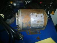 1\3 hp electric motor
