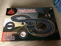 Quad racer remote control dual racing track, UNOPENED