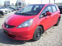 2014 Honda Fit LX GR ELECT A/C CRUISE SPOILER BALLON OK EN MARCH