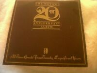 Motown 20th Anniversary double album