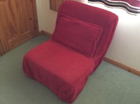 Single Chair Bed