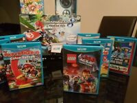 Wii u excellent condition all boxed with some of the polythene still