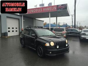2009 Jeep Compass Sport/North edition rallye kit jupes mags