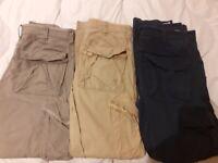 Men's combat trousers