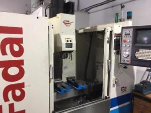 Fadal 904-1 Vertical Machining Center