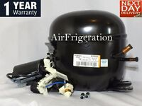 NT6220Z 1 HP R134A EMBRACO COMPRESSOR HIGH BACK PRESSURE MOTOR NT 6220 Z