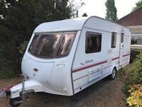 Coachman Amara 4 berth Touring Caravan