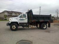 ATTN. LANDSCAPERS/CONSTRUCTION/ROOFERS 1999 GMC 8500