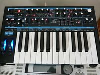 Novation Bass Station Synthesiser 7 months old/Hardly used..