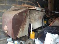 Concrete mixer - sold as seen