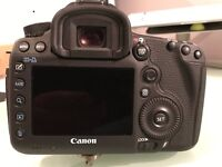 Canon 5D Mkiii Excellent condition and low shutter count